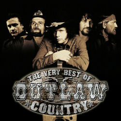Various Artists The Very Best Of Outlaw Country New CD Sony Superstar $7.43