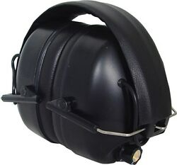 Radians 430-EHP Electronic Earmuffs Impulse Sound Protection Hearing Amp NRR 26