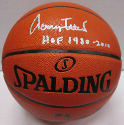 Lakers JERRY WEST Signed Spalding Replica Basketball AUTO w quot;HOF 1980quot; JSA $249.99