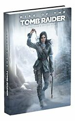 Rise of the Tomb Raider Collector's Edition Guide by Prima Games