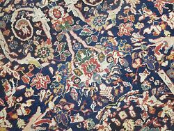 Antique Persian Mahal Sultanabad Rug Size 13'9''x23'9''