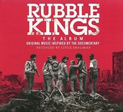 Various Artists - Rubble Kings: The Album [New Vinyl] Gatefold LP Jacket Digita