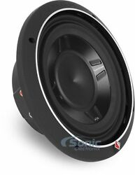 ROCKFORD FOSGATE P3SD2 10 600W 10quot; Dual 2 ohm Punch Shallow Mount Car Subwoofer $189.99