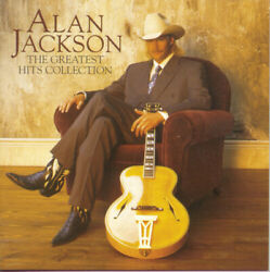 Alan Jackson The Greatest Hits Collection New CD $10.55