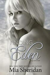Finding Eden by Mia Sheridan (English) Paperback Book Free Shipping!