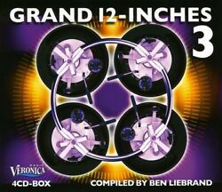 Various Artists - Grand 12 Inches Vol. 3 [New CD] Holland - Import