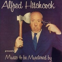 Various Artists - Alfred Hitchcock: Music to Be Murdered By [New Vinyl] Reissue