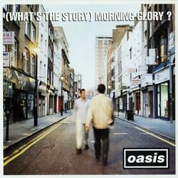 Oasis Whats the Story Morning Glory New Vinyl LP Rmst $30.48