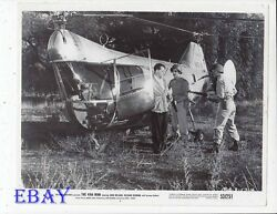 Helicopter The 49th Man VINTAGE Photo $37.00