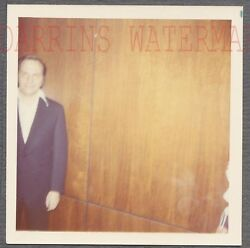 Unusual Vintage Photo Out of Frame Man 731867