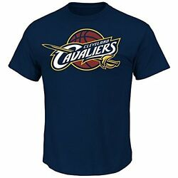 LeBron James #23 Cleveland Cavaliers NBA Men's Name & Number Player T-shirt (Sm
