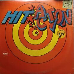Rock Canada Import Sealed Lp Various Artists Hit Action On Teevee $14.99
