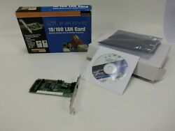 Linskys Etherfast PCI 10 100 Adapter w Wake On Lan for Desktop Computers $9.99
