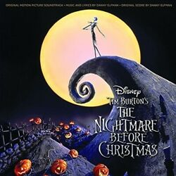The Nightmare Before Christmas Original Motion Picture Soundtrack New Vinyl L