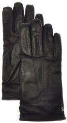 Stefano Ricci Gloves Handmade Leather Cashmere Lined Size 10 Blue 13GL0116 $745