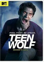 Teen Wolf:season 6 Part 2 - DVD Region 1 Free Shipping!