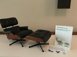 Vitra Eames Miniature Lounge Chair and Ottoman *READ*