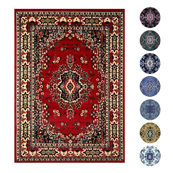 Traditional Oriental Medallion Area Rug Persien Style Carpet Runner Mat AllSizes $99.99