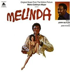 Jerry Butler - Melinda (Music From The Motion Picture) [New CD] Bonus Tracks Rm