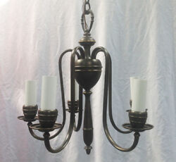 Bethany 5 Light Small Vintage Chandelier $695.00