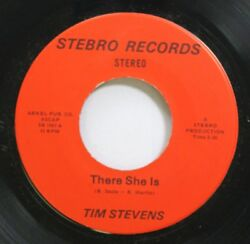 Hear! Northern Soul 45 Tim Stevens - There She Is  Whose Side Are You On On Ste