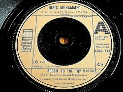 IDRIS MUHAMMED - BOOGIE TO THE TOP  7