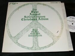 Radiola LP Christmas Old Time Radio 1970 Issue AMOS & ANDY Truth & Consequences