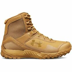 Under Armour Men#x27;s UA VALSETZ RTS 1.5 Boots 3021034 200 Coyote Brown ALL SIZES $94.99