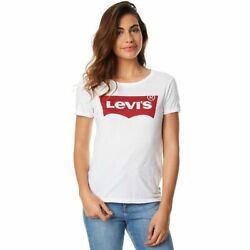 New Levi's Womens Short Sleeve All Colors Crewneck Graphic Tee T-Shirts XS-XXL