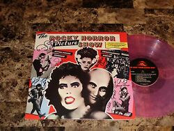 The Rocky Horror Picture Show Signed Vinyl LP Tim Curry Meat Loaf Susan Sarandon