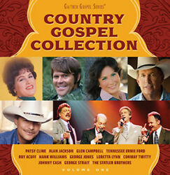 Various Artists Country Gospel Collection Various Artists New CD $10.93
