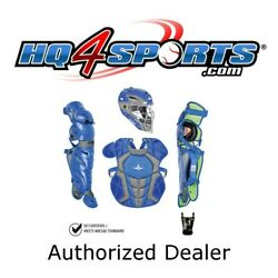 All-Star System 7 Axis CKCC912S7X Youth Catchers Gear Set - Royal $319.95