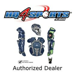 All-Star System 7 Axis CKCC912S7X Youth Catchers Gear Set - Navy $319.95