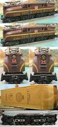 LIONEL 2360F1 DCLLT FVENT TUSCAN GG-1 WITH DECAL LETTERS