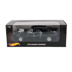 Hotwheels – 118 Scale – The Fast & The Furious – Dom's 1970 Dodge Charger