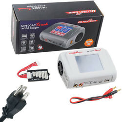 Ultra Power UP100AC TOUCH 100W 6S Battery Smart Balance RC Charger for LiPo LiHV $79.99