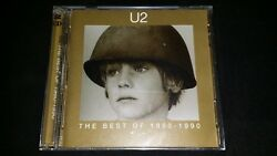 THE BEST OF 1980 1990 & THE B-SIDES BY U2 CD 2 DISCS ALBUM MUSIC SONGS 29 TRACKS