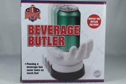 Beverage Butler By Fantasy Football-Rolls to Deliver-Great Conversation Pc. NIB!