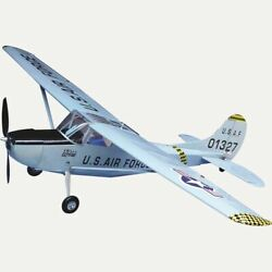 VMAR Cessna L 19 Birddog USAF 49quot; Electric Plane Kit Grey $99.99