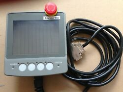 Mitsubishi handheld touch screen A953GOT-SBD-M3-H and good