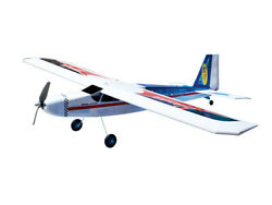 VMAR Nouvo 1300EP Electric Plane Kit Blue $129.99