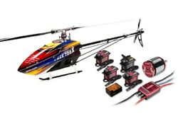 Align T Rex 700X Dominator Electric Helicopter Super Combo $1603.99