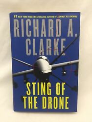 Sting of the Drone by Richard A. Clarke 2014 Hardcover $3.96