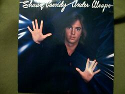 SHAUN CASSIDY UNDER WRAPS 1978 LP WARNER BROTHERS BSK 3222