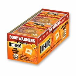 HotHands Adhesive Body Warmer - Box of 40 Pieces $46.77