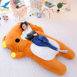 Popular Rilakkuma Filled Bed Sofa Carpet Mattress Soft Tatami Anime Toy Kid Gift