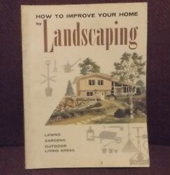 Equitable Life Assurance Society of America Home to Improve Your Home Landscape $5.00