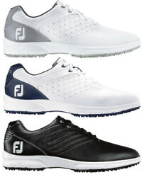 FootJoy FJ Arc SL Golf Shoes Mens Spikeless Waterproof New - Choose color! $59.99