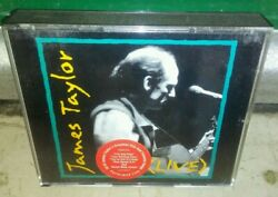 Live by James Taylor (Vocals) (CD Jul-1993 2 Discs Columbia (USA)) B270