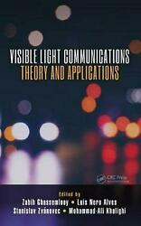 Visible Light Communications: Theory and Applications (English) Hardcover Book F